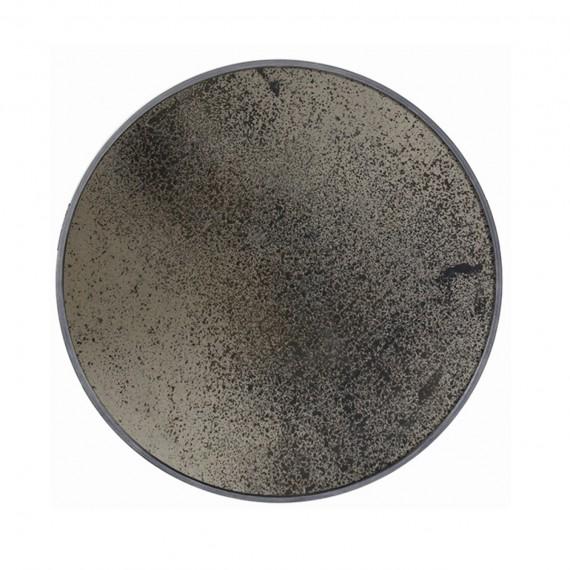 Notre monde Miroir bronze L