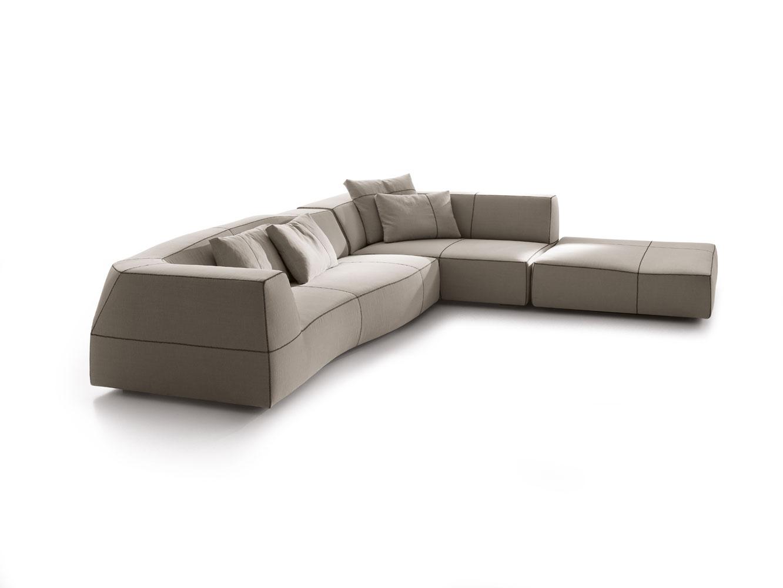 Canapé BB Italia Bend-Sofa BB ITALIA