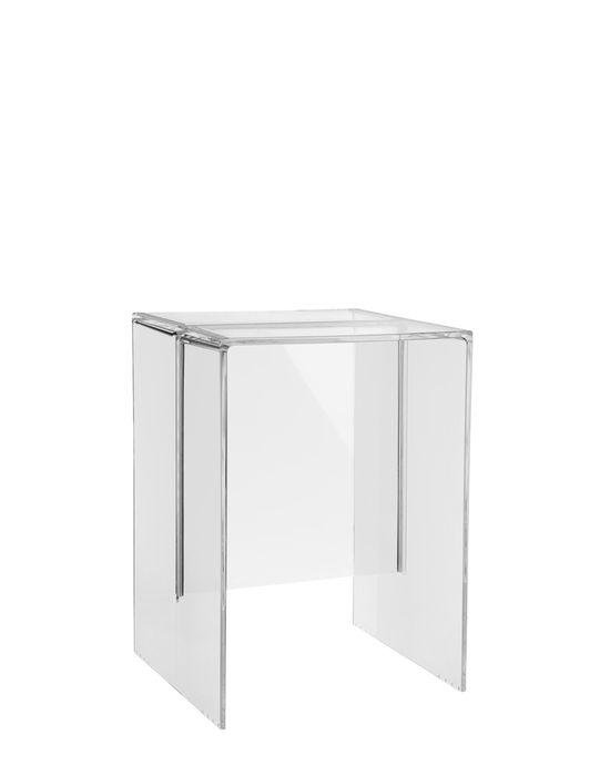 table basse kartell tabouret table basse max beam cristal. Black Bedroom Furniture Sets. Home Design Ideas