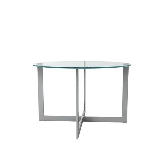 tables basses table basse domino ronde en verre molteni. Black Bedroom Furniture Sets. Home Design Ideas