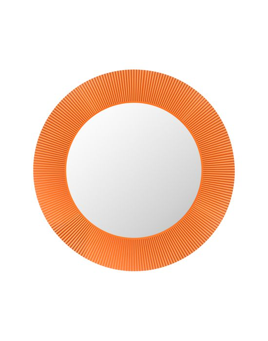 Miroir kartell all saints orange mandarine for Miroir kartell soldes