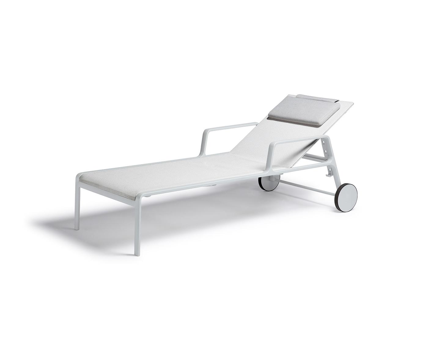 Chaise longue KETTAL PARK LIFE