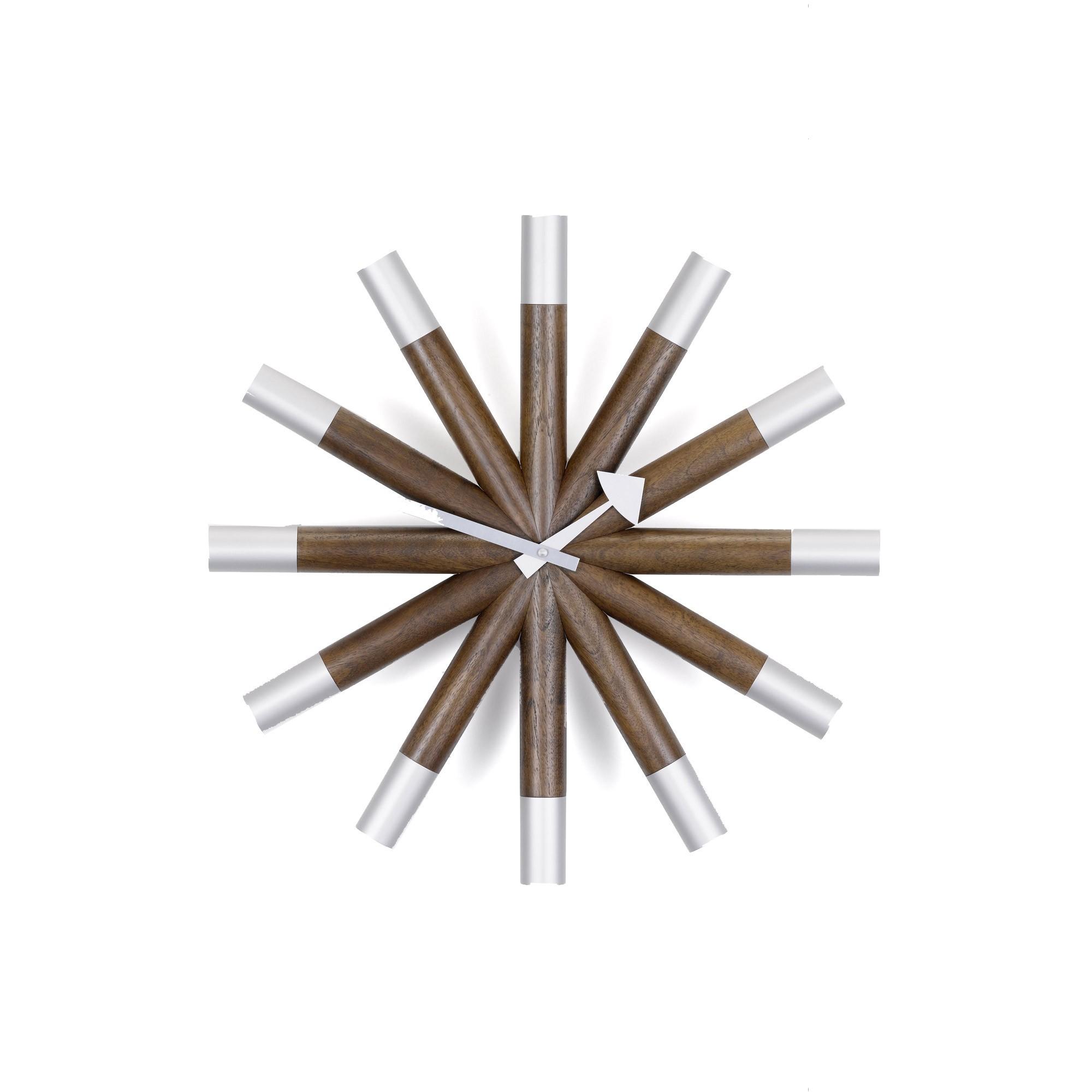 Horloge vitra wheel wall clocks for Horloge eames