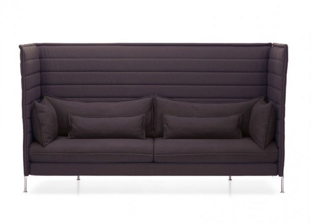 Vitra canap alcove highback sofa coussins for Coussin sofa exterieur