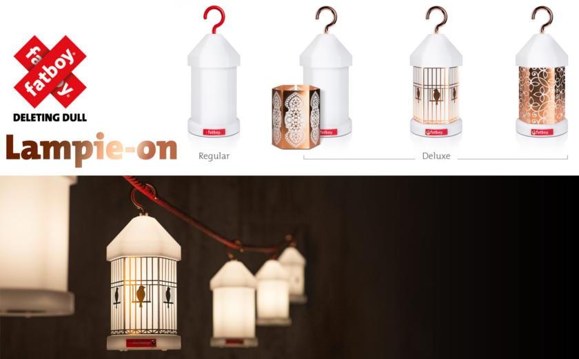 baladeuse LAMPIE-ON