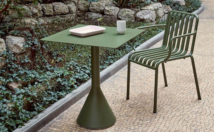 Tables Palissade cone table