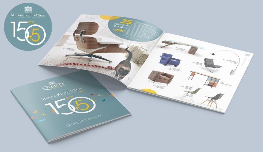 Catalogue Anniversaire 155 Klein-Albert