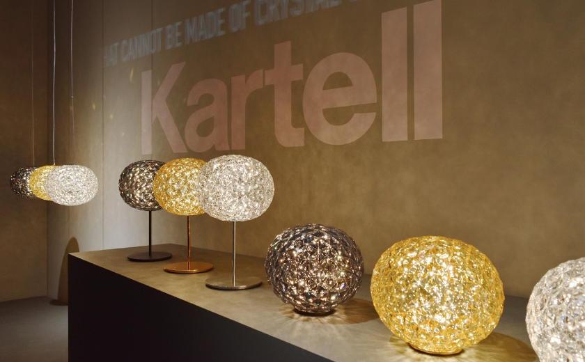 Kartell luminaire perfect kartell with kartell luminaire cool