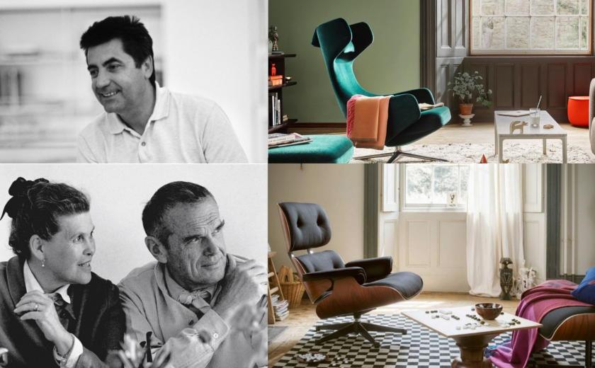 Repos, Grand Repos et Lounge Chair en édition limitée