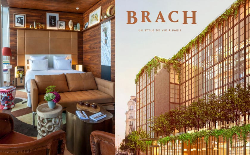 Hôtel Brach