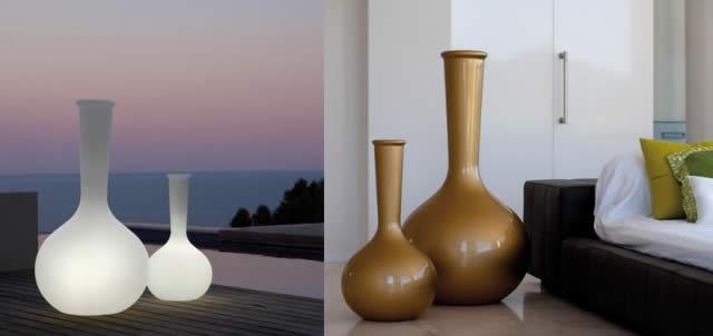 Vondom Vase Chemistubes Quartz Design