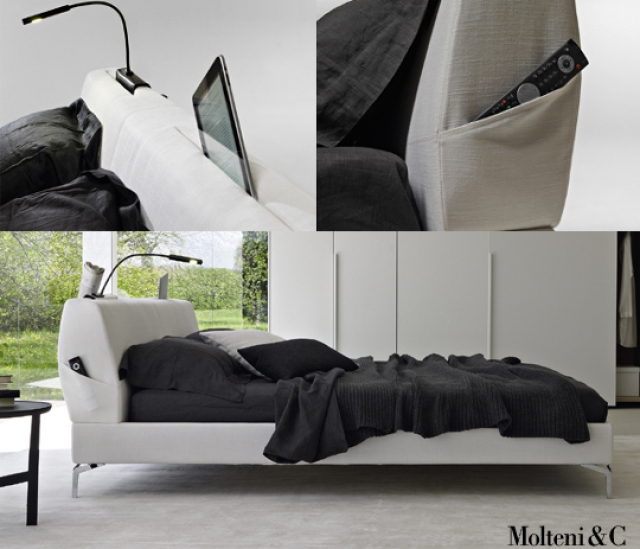 Lit TEA TIME BED