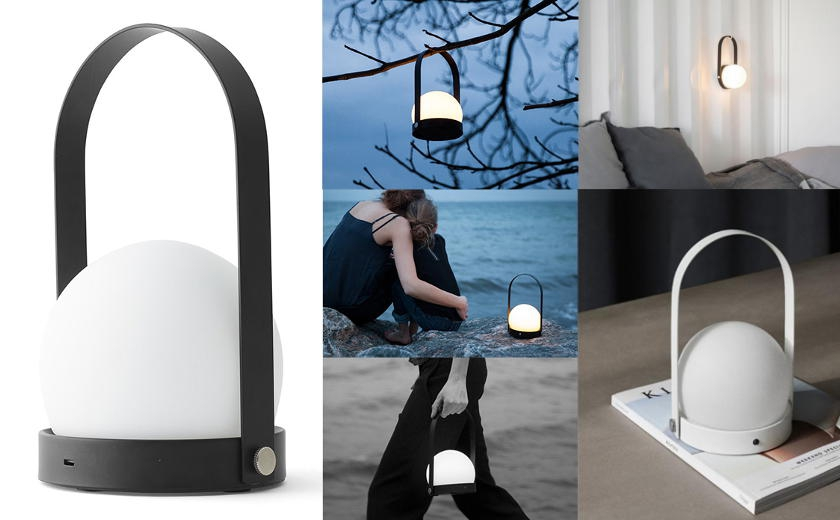 lampe CARRIE LED