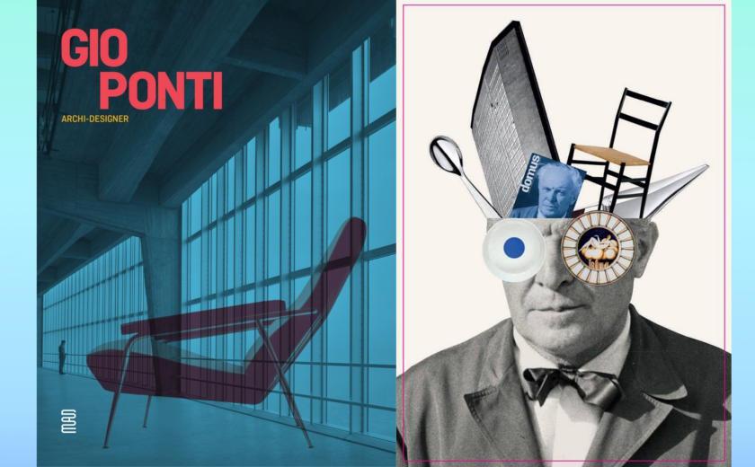 Rétrospective Tutto di Ponti, archi-designer