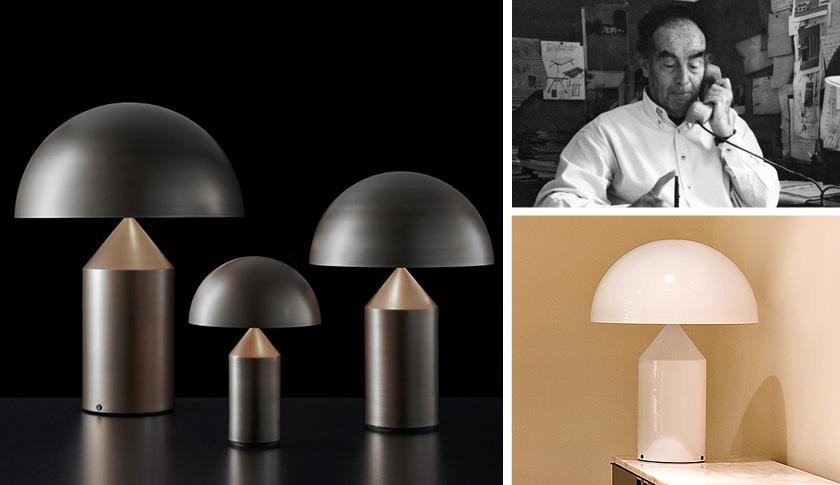 La Lampe ATOLLO ou la lampe parfaite!