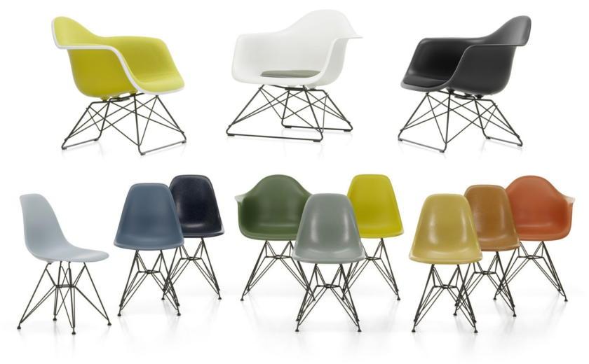 Nouveautés Eames Plastic Chair