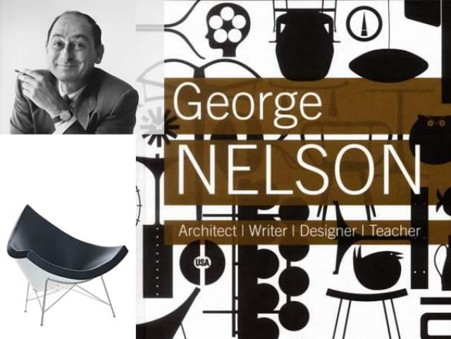 Exposition Georges NELSON