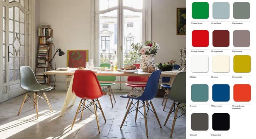 Eames Plastics Chair