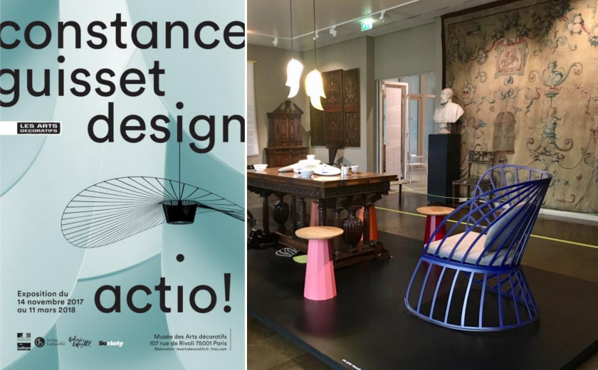 Constance Guisset Design, Actio !