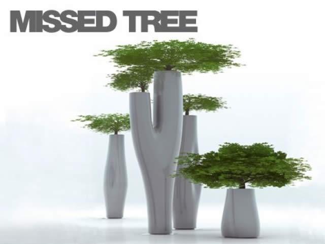 Missed tree