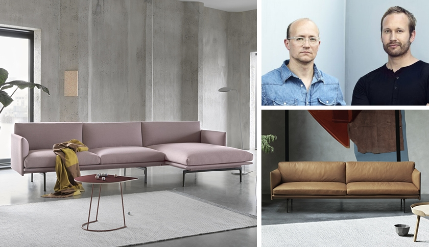 Offre Muuto - Canapé OUTLINE -20%