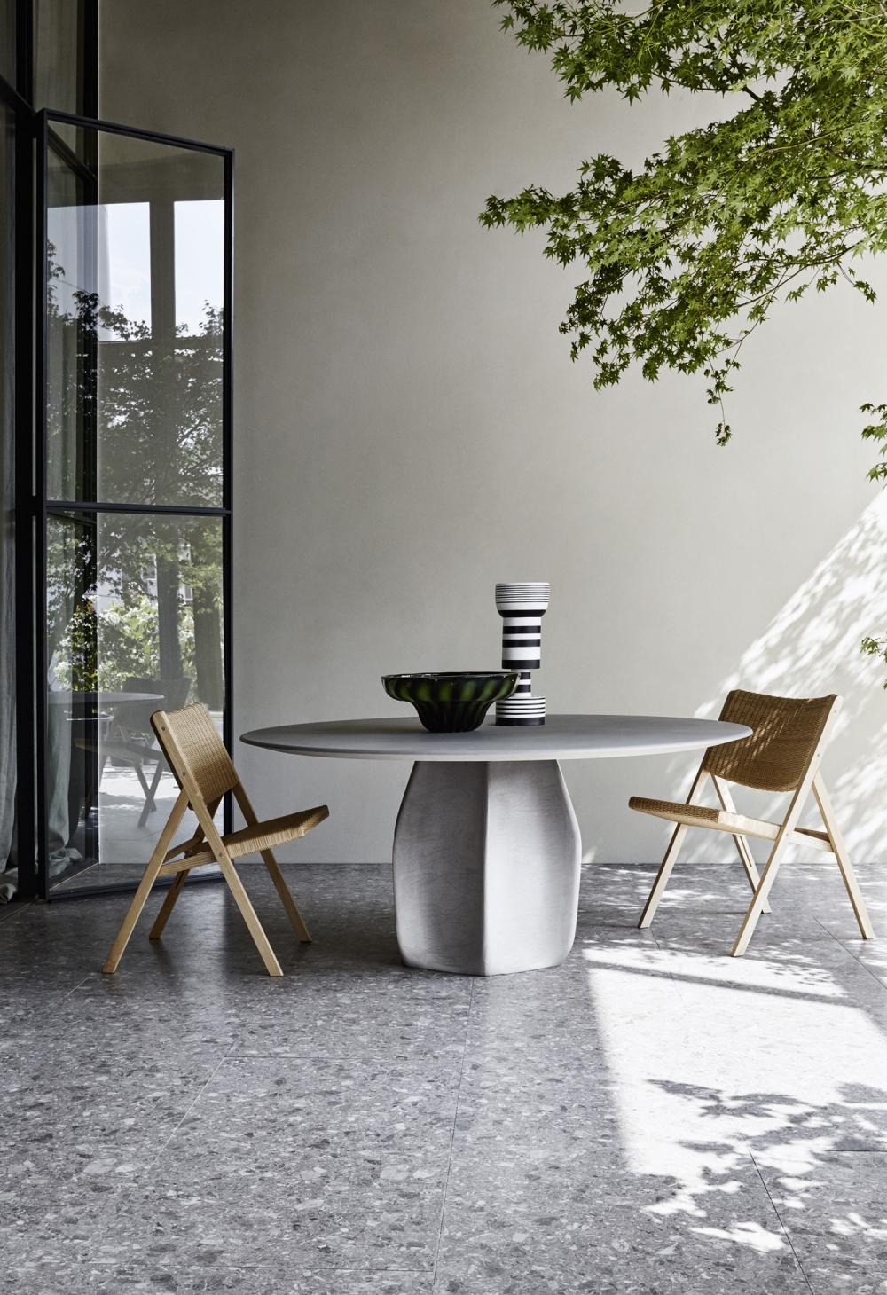 Asterias design par Patricia Urquiola
