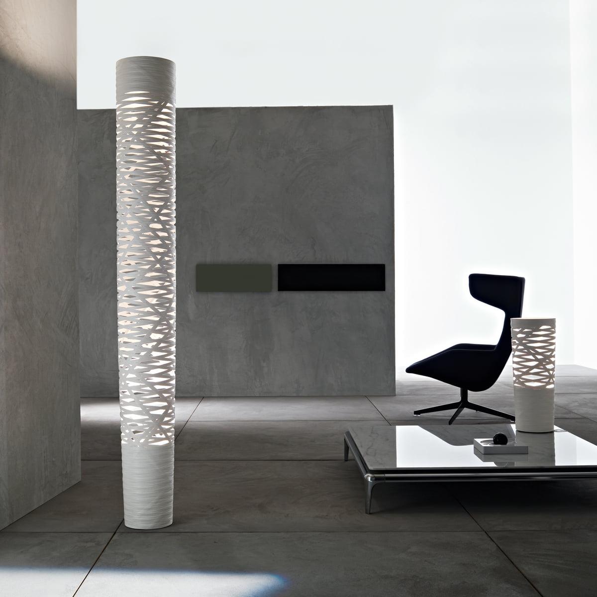 Lampadaire TRESS design de Marc Sadler