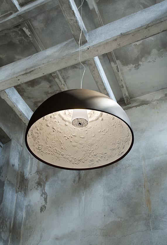 Suspension Skygarden design par Marcel Wonders