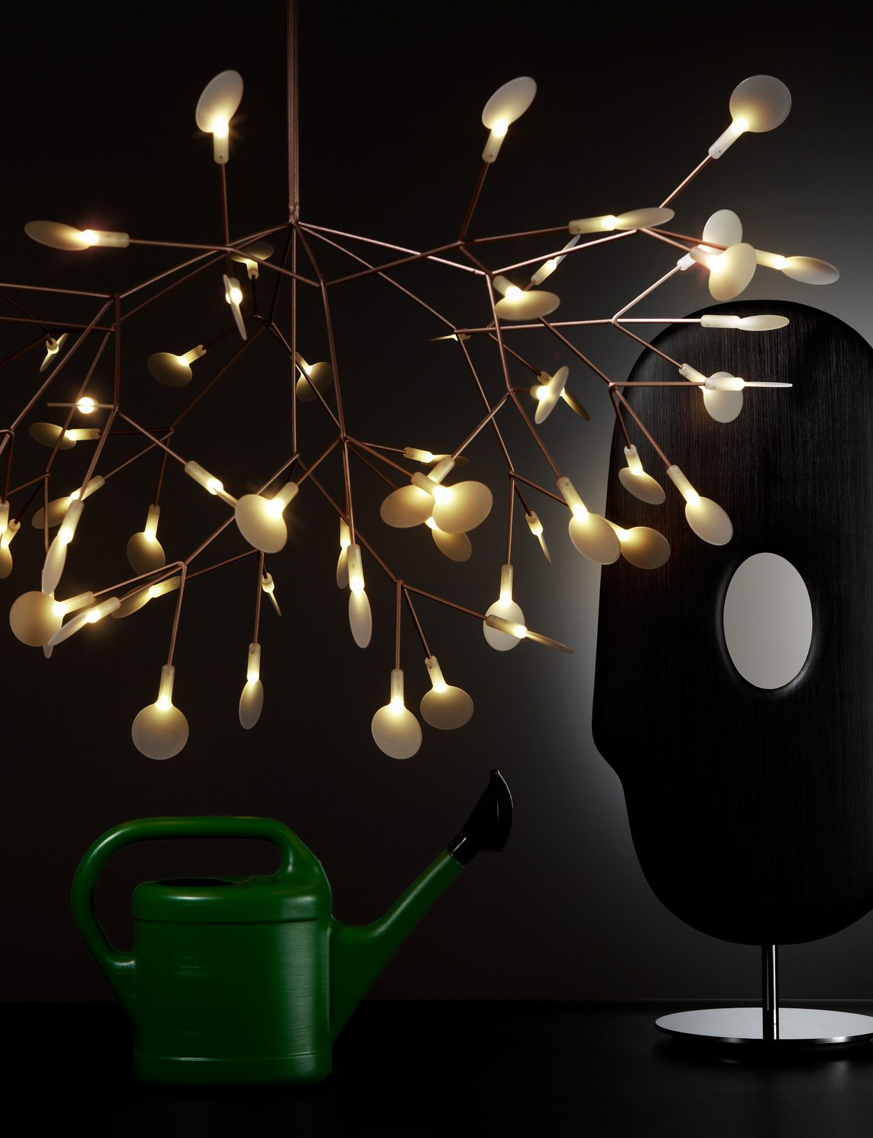 Suspension HERACLEUM LED DESIGN MOOOI
